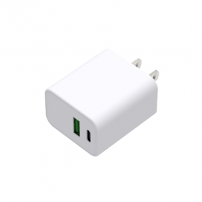 PD20W A + C Fast Charger